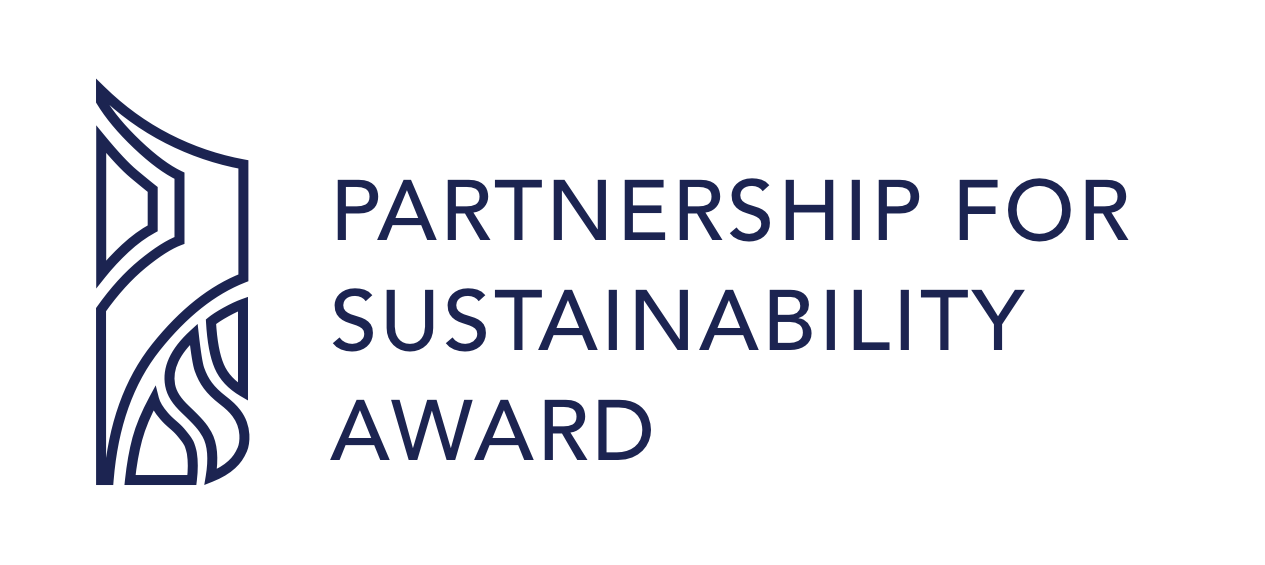 Partnership for Sustainability Award