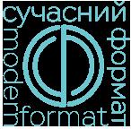 modern format logo